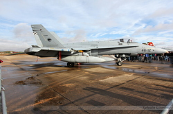McDonnell Douglas F/A-18A+ Hornet Spain Air Force C.15-84 / 46-12