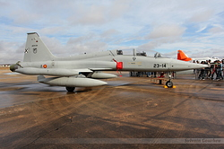 Northrop SF-5M Tiger Spain Air Force AE.9-025 / 23-14