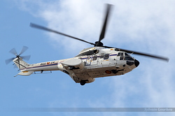 Aerospatiale AS-332M1 Super Puma Spain Air Force HT.21A-5 / 402-24