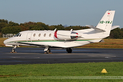 Cessna 560XL Citation Excel HB-VWJ