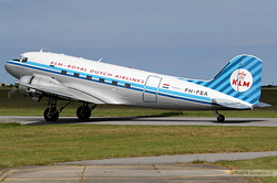 Douglas C-47A Skytrain KLM Royal Dutch Airlines PH-PBA