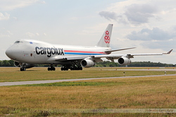 Boeing 747-4R7F Cargolux Airlines International LX-TCV