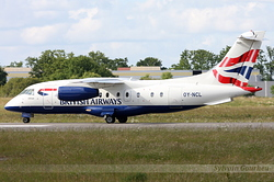 Dornier Do-328JET-300 Sun Air of Scandinavia OY-NCL