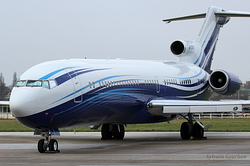 Boeing 727-2X8 Starling Aviation M-STAR