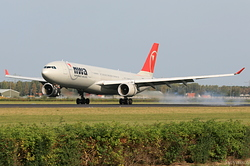 Airbus A330-323 Northwest Airlines N851NW