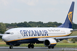 Boeing 737-8AS Ryanair EI-DLO