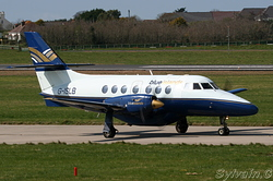 British Aerospace Jetstream 32 Blue Islands G-ISLB