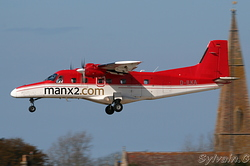 Dornier Do-228-100 Manx2 D-ILKA