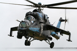 Mil Mi-24V Czech Republic Air Force 7353