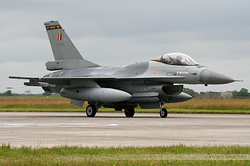 General Dynamics F-16AM Fighting Falcon Belgium Air Force FA-104