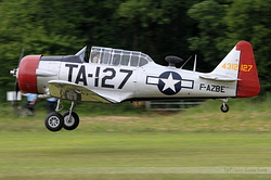 North American AT-6C Harvard F-AZBE