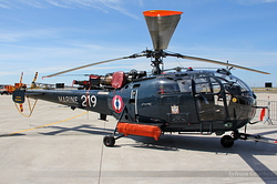Sud-Aviation SA-316 Alouette III Marine Nationale 219