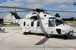 NH90 Caïman Belgium Air Force RN-03