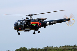 Sud-Aviation SA-319 Alouette III Marine Nationale 161