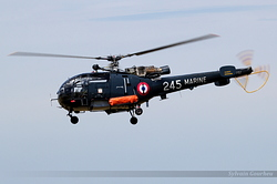 Sud-Aviation SA-316 Alouette III Marine Nationale 245