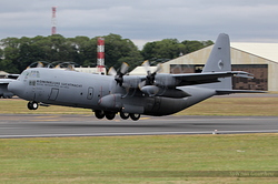 Lockheed C-130H-30 Hercules Netherlands Air Force G-275