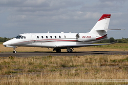 Cessna 680 Citation Sovereign PH-CTR