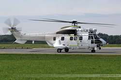 Aérospatiale AS-332C1 Super Puma Starlite Aviation 2938 / F-GTLA