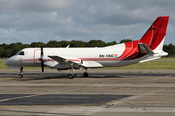 Saab 340A Fleet Air International HA-TAG