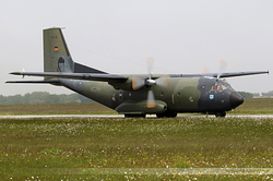 Transall C-160D Germany Air Force 51+04