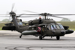 Sikorsky UH-60A Blackhawk US Army 87-24642
