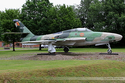 Republic RF-84F Thunderflash Belgium Air Force FR-29