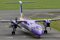 De Havilland Canada DHC-8-402Q Dash 8 Flybe G-JECM