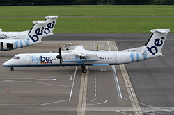De Havilland Canada DHC-8-402Q Dash 8 Flybe G-JECP