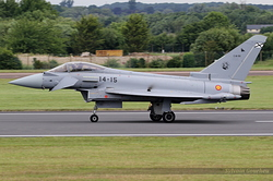 Eurofighter EF-2000 Typhoon Spain Air Force C.16-55 / 14-15