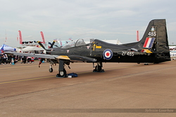 Short S-312 Tucano T1 Royal Air Force ZF485