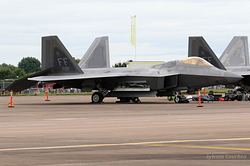 Lockheed Martin F-22A Raptor US Air Force 09-4181 / FF