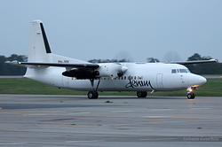 Fokker 50 Denim Air PH-JXN