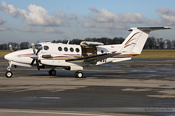 Beechcraft B200 Super King Air Air Service Liège (ASL) OO-ASL