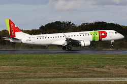 Embraer 190-100LR TAP Express CS-TPR
