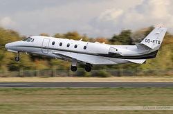 Cessna 560XL Citation Excel OO-FTS