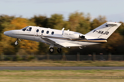 Cessna 525 CitationJet CJ1 F-HAJD