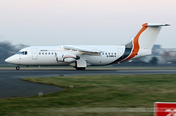 British Aerospace BAe 146-200 Jota Aviation G-SMLA