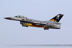 General Dynamics F-16AM Fighting Falcon Belgium Air Force FA-94