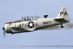 North American AT-6D F-AZRB