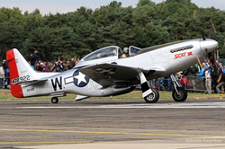 North American TF-51D Mustang PH-VDF