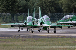 Saudi Hawks Aerobatic Team