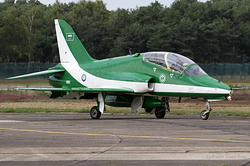 British Aerospace Hawk Mk.65A Royal Saudi Air Force 8811