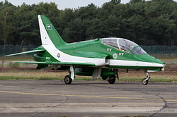 British Aerospace Hawk Mk.65A Royal Saudi Air Force 8821