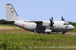 Alenia C-27J Spartan Romanian Air Force 2707