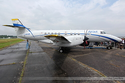 British Aerospace Jetstream 41 AVdef Aviation Defense Service F-HAVD
