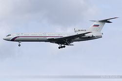 Tupolev Tu-154B-2 Russian Air Force TU-85426