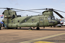 Boeing CH-47D Chinook Royal Netherlands Air Force D-661