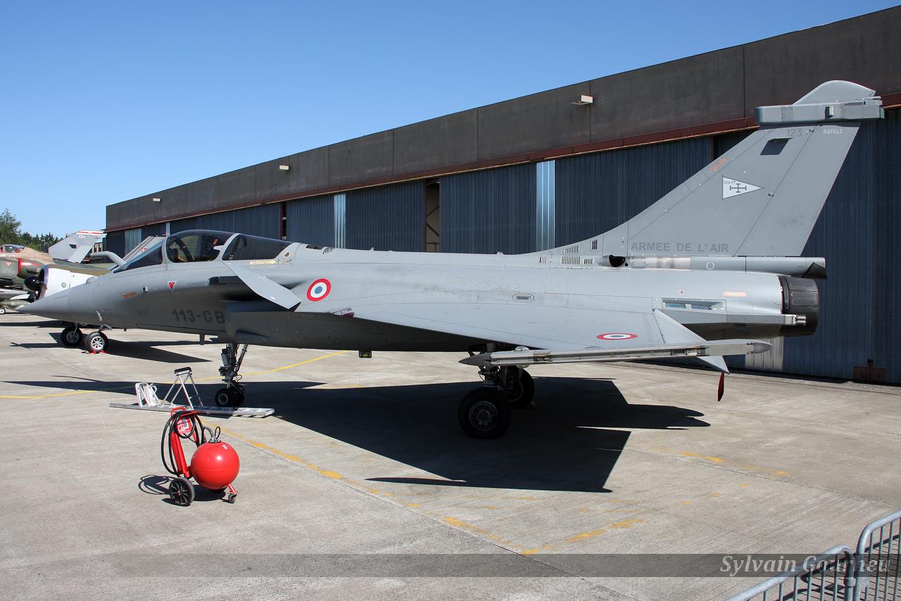 Dassault Rafale C Armée de l'Air 123 / 113-GB