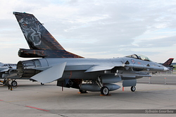 General Dynamics F-16AM Fighting Falcon Norway Air Force 664