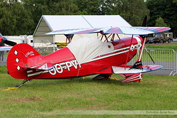 Pitts S-2B Special OO-PVI